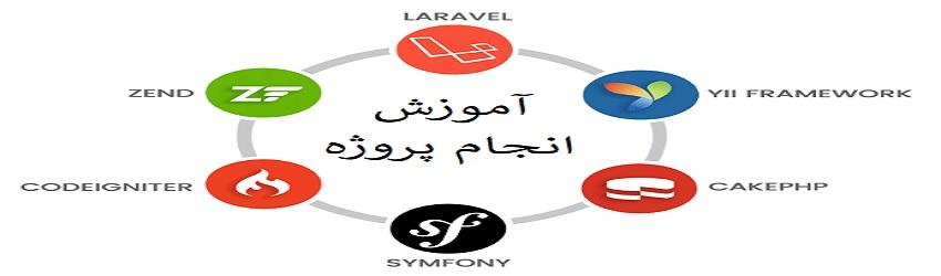 آموزش فریم ورکهای زبان برنامه نویسی PHP